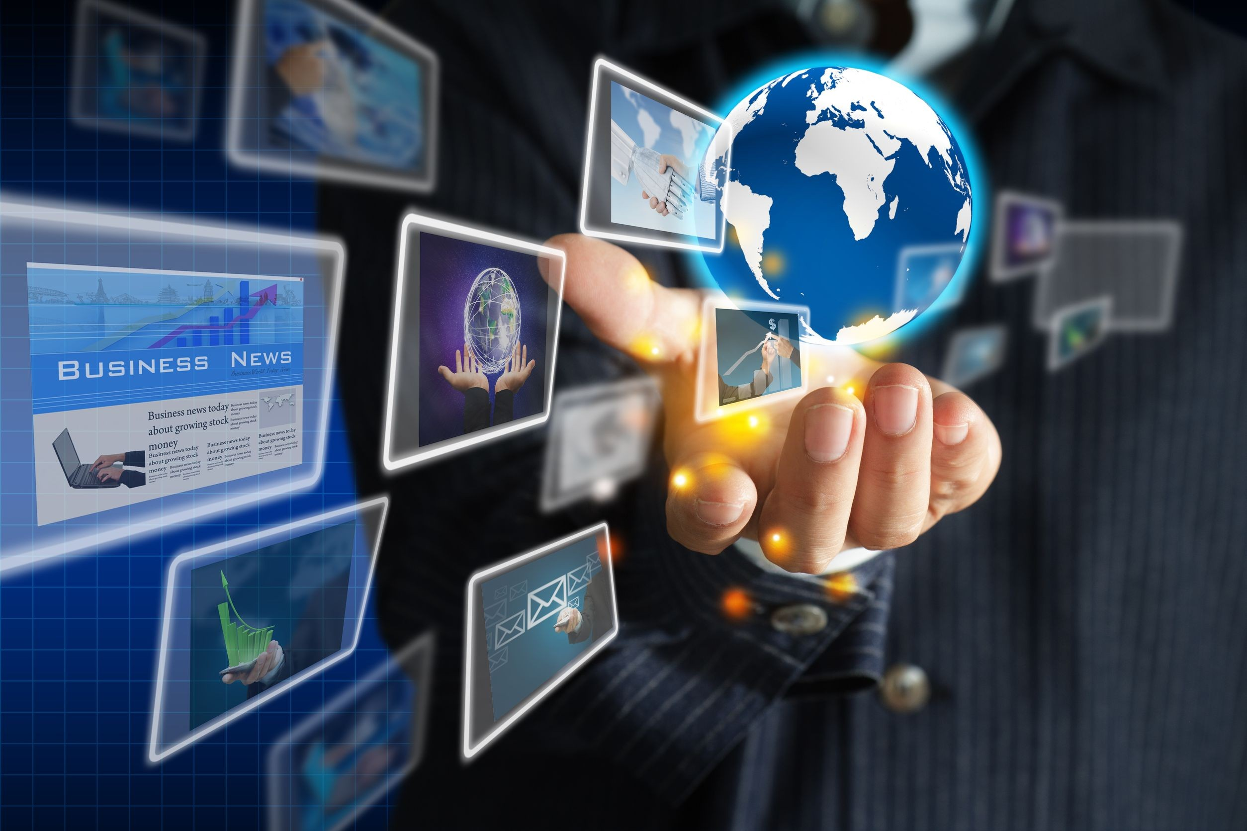 The Role of Information and Communication Technology in the Era of Globalization